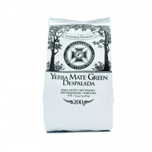 Yerba Mate Green Despalada 200G